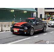 Ford Mustang Shelby GT500 Red Stripe Limited Edition  4