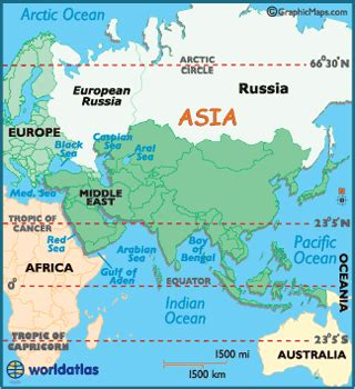 russia map assignment geography of russia landforms world atlas
