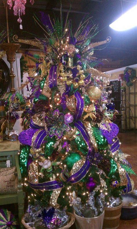 mardi gras tree mardi gras decoration ideas