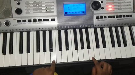 theme music kabali kabali theme music in keyboard youtube