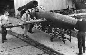 doodlebug german bomb the kamikaze doodlebug secret variant of s v1 was