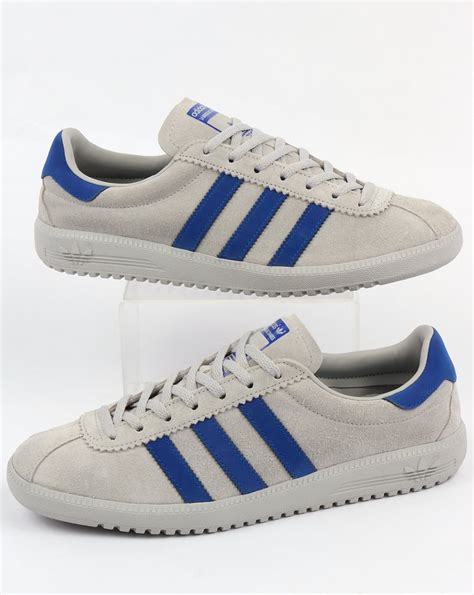 adidas bermuda adidas bermuda trainers grey bold blue shoes originals archive