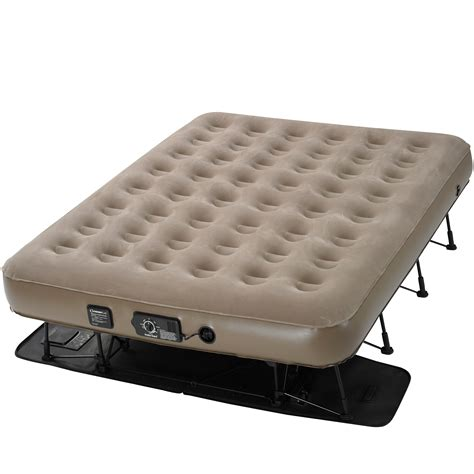 serta air bed serta ez bed queen airbed with neverflat pump shop your