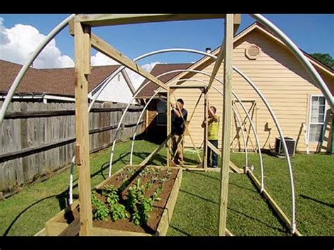 galiano green build your own home without the high cost how to build a high tunnel greenhouse youtube