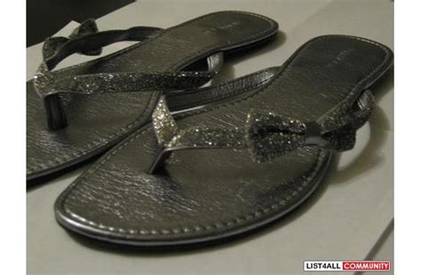 Sandal Vincci vincci silver sandal brand new bought from malaysia
