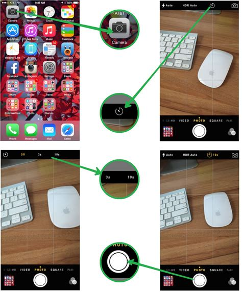 Iphone Countdown Start To Line Up by How To Use The Timer In The For Iphone And
