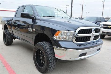 dodge wd  lift rims tires warranty hemi automatic truck