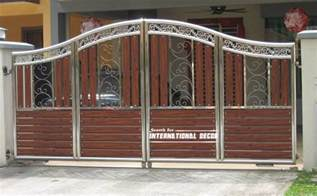 Home Gate Design 2016 Choice Of Gate Designs For House And Garage