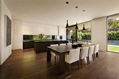 dining room tables contemporary design modern open