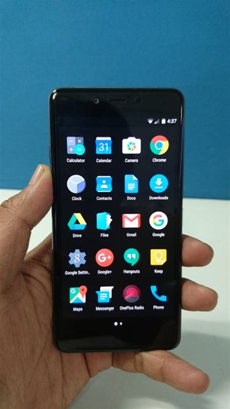 OnePlus X Onyx first look and review: Photos that speak