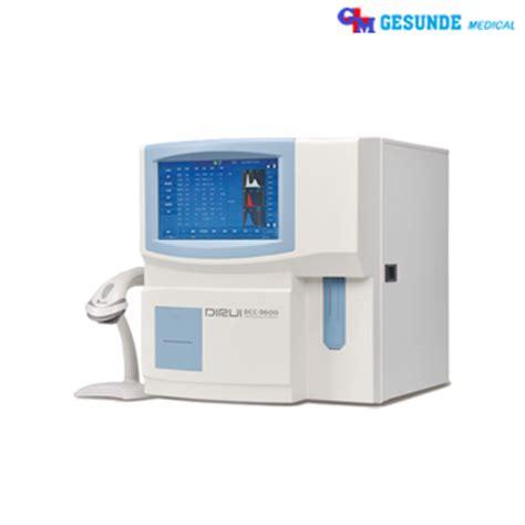 Alat Hematologi Analyzer Jual Alat Hematology Analyzer Analisis Jumlah Sel Darah