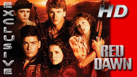 red awn red dawn main title theme 1984 hd youtube