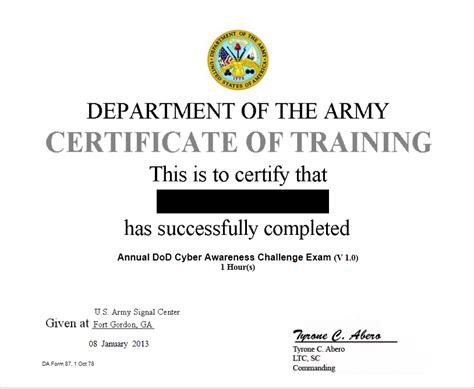 army certificate of template army certificate of template army certificate of
