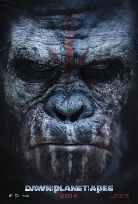 awn of the planet of the apes dawn of the planet of the apes poster 2 blackfilm com
