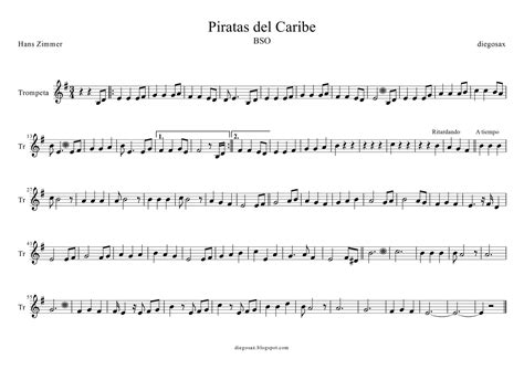 theme music pirates of the caribbean tubescore august 2016
