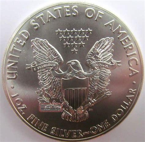 1 oz silver dollar 2013 u s silver dollar 1 oz silver uncirculated eagle
