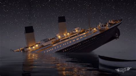 titanic boat game watch this unsettling recreation of the titanic sinking in