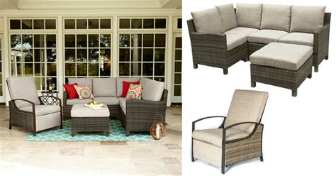 Jcp Patio Furniture Jcpenney Up To 75 Patio Furniture 30 100 Orders Awesome Deals Hip2save