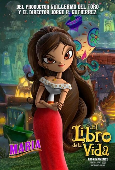 libro la vida de las p 243 sters de los personajes de el libro de la vida abandomoviez net