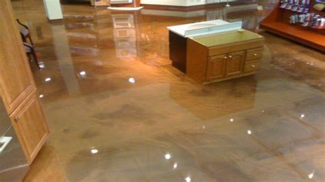 epoxy kitchen floor epoxy flooring kitchen metallic epoxy kitchen floor
