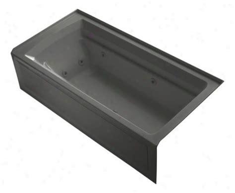 kohler 58 inch bathtub kohler k 1124 ra 58 archer 72 195 162 226 172 x 36 195 162 226 172 whirlpool bath tub with