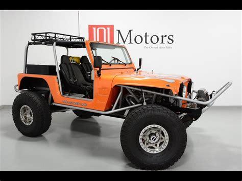 custom cj jeeps for sale 1964 jeep cj custom rock crawler for sale