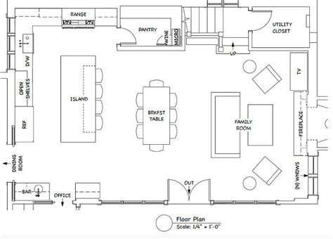kitchen layout plan the ultimate gray kitchen design ideas home bunch interior design ideas