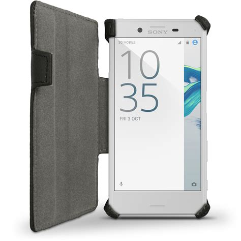 Casing Cover Sarung Pda Book Standing Xperia Z 2 Z2 pu leather skin stand for sony xperia x compact flip book cover sleep ebay
