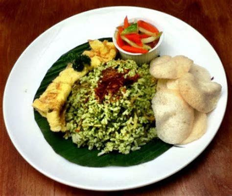 Nasi Cabe Hijau Ayam resep nasi goreng cabe hijau pedas gurih resep masakan dan minuman