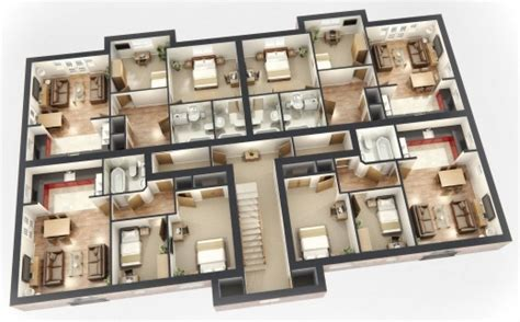 3d layout of a house inspiring image result for sims 3 house blueprints 4