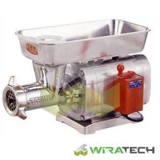 Freezer Kotak Kecil penggunaan mesin penggiling daging memudahkan pekerjaan