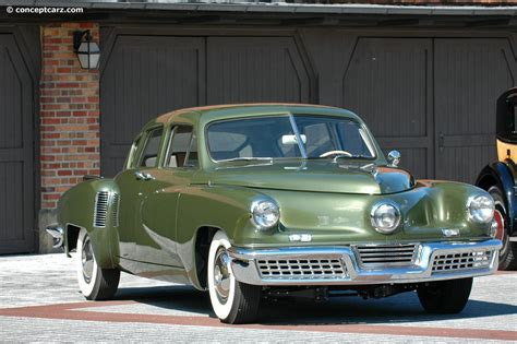 An Tucker 1948 tucker 48 torpedo forty eight conceptcarz