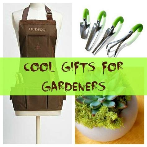 Cool Gardening Gifts cool gifts for gardeners