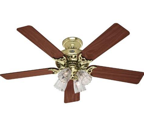 ceiling fans black friday black friday hunter fan company 4 light 52in studio