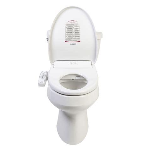 How Does A Bidet Toilet Seat Work Novita Quality New Novita Bn 330 Bidet Seat