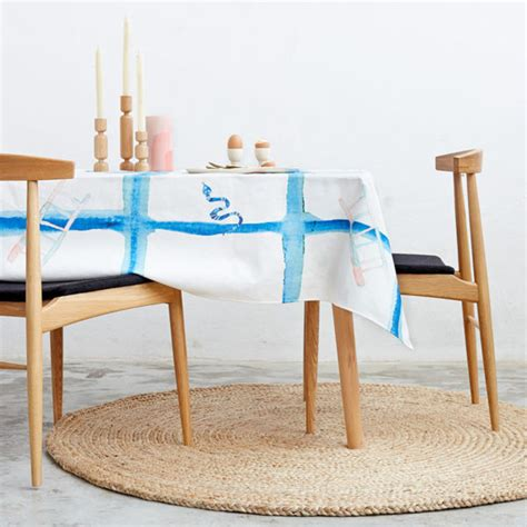 beautiful table cloth design wee birdy the insider s guide to shopping design