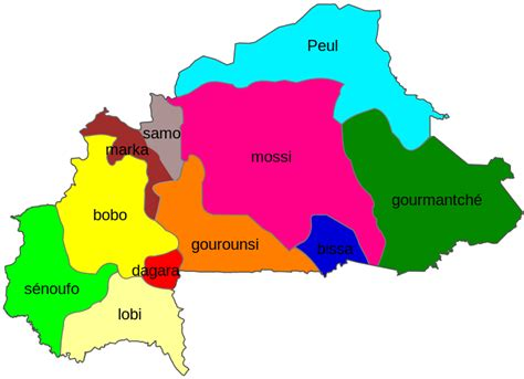 Armoirie Mali by File Langages Of Burkina Faso Fr Svg Wikimedia Commons