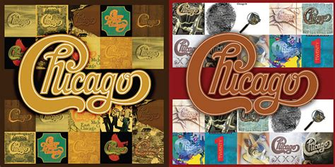 Cd Chicago The Studio Albums 1969 1978 chicago unveils two 10 cd box sets spanning 20 studio albums for july 10th the universe