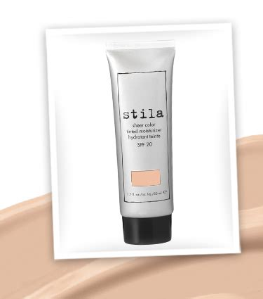 best sheer tinted moisturizer all hail the stila sheer color tinted moisturizer