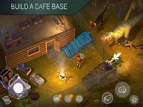 jurassic world the game mod offline jurassic survival mod apk unlimited money 1 1 6 andropalace