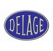 Le Logo Delage  Les Marques De Voitures