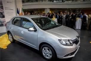 Renault In Iran Asrekhodro Renault Symbol Unveiled In Iran