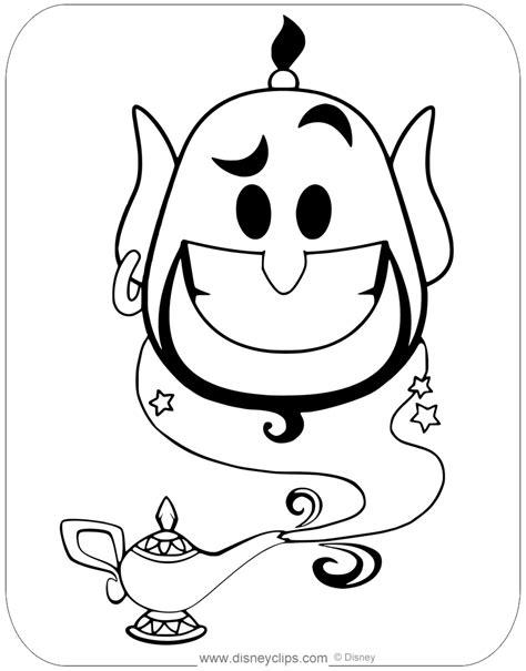 disney emojis coloring pages disneyclipscom