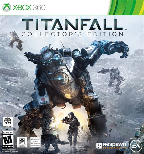 Original Xbox 360 Titanfall titanfall collector s edition release date xbox 360 pc xbox one