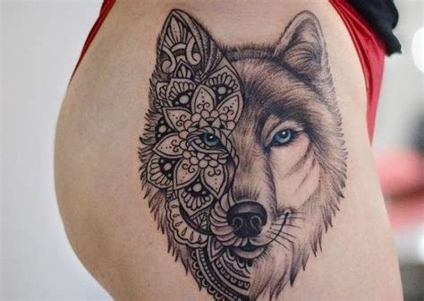 wolf tattoo top 150 wolf tattoos so far this year