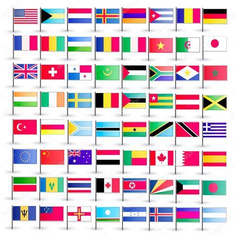flags of the world eps free download v 228 rldens flaggor bakgrund stock vektor 169 kues 65276235