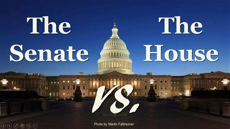 The Senate And The House Of Representatives Explained Congress Ap Government Review