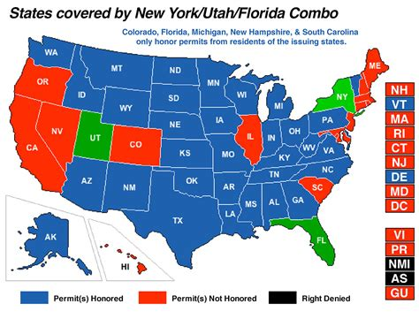concealed carry usa map 2014 concealed carry usa class was a success southern