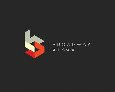 design concept logo broadway stage logo concept by xenqtron on deviantart