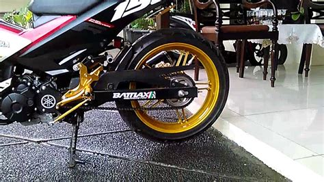Modification Jupiter Mx King by Top Modifikasi Motor Mx King 150 Terbaru Modifikasi